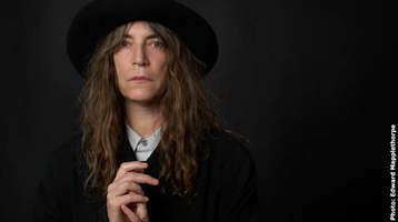 Patti  Smith , keynote speaker