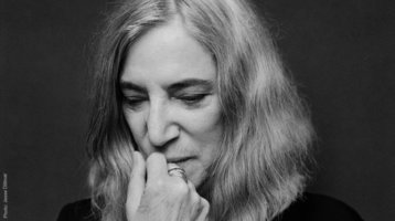 Patti  Smith, keynote speaker